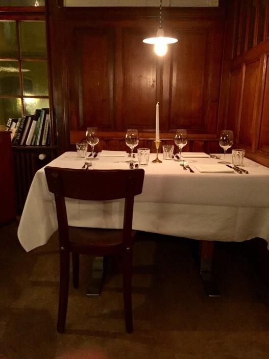 Schön anzusehen, aber weniger schön für die Gastgeber, wenn die Gäste nicht auftauchen.